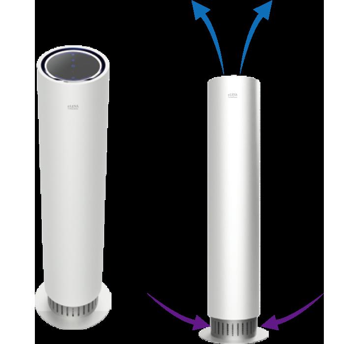 コロナ対策UVC空気除菌装置 eLENA エレナ